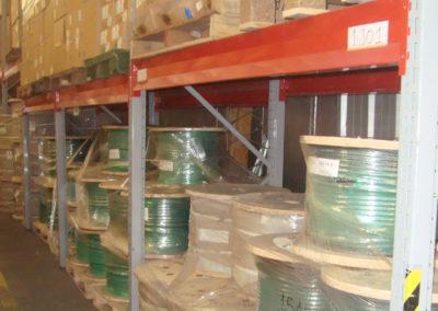 Racks de almacenamiento