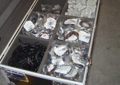 Seguridad en el manejo del material